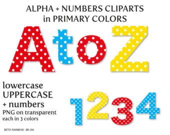 BUY 2 GET 1 FREE 252 Digital Christmas Alphabet Clip Art.