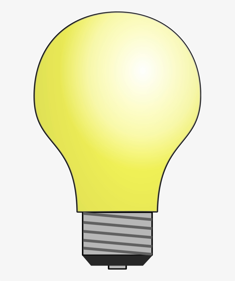 Light Bulb Clipart to printable to.