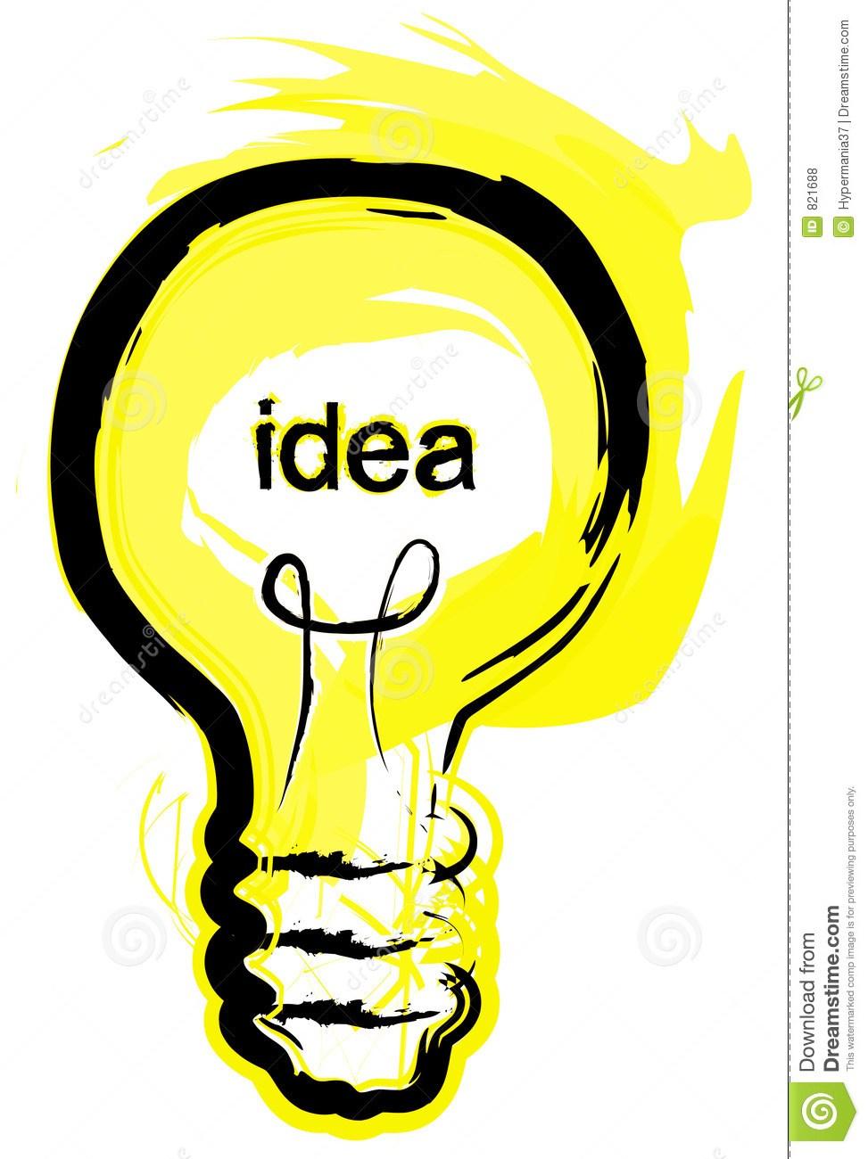 Free clipart light bulb idea 2 » Clipart Portal.