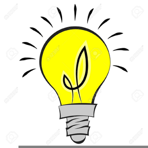 Free Clipart Images Light Bulb.
