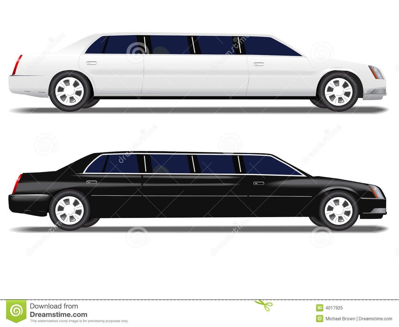 Free clipart limousine 9 » Clipart Station.