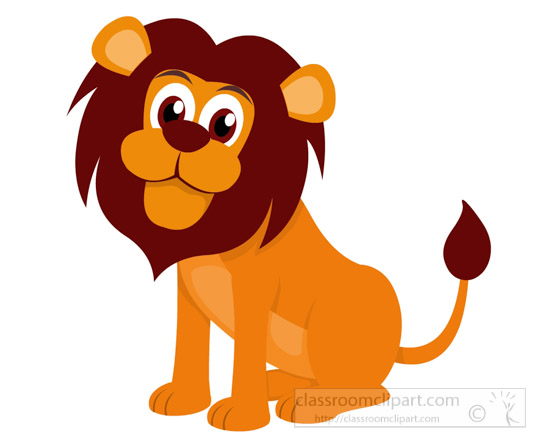 Images Of Lion Clipart.