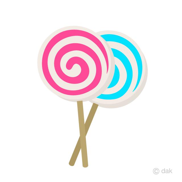 Free Lollipop Clipart Image|Illustoon.