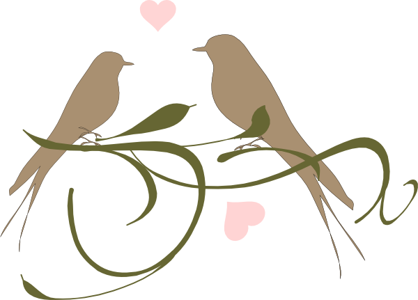 love bird free clipart.