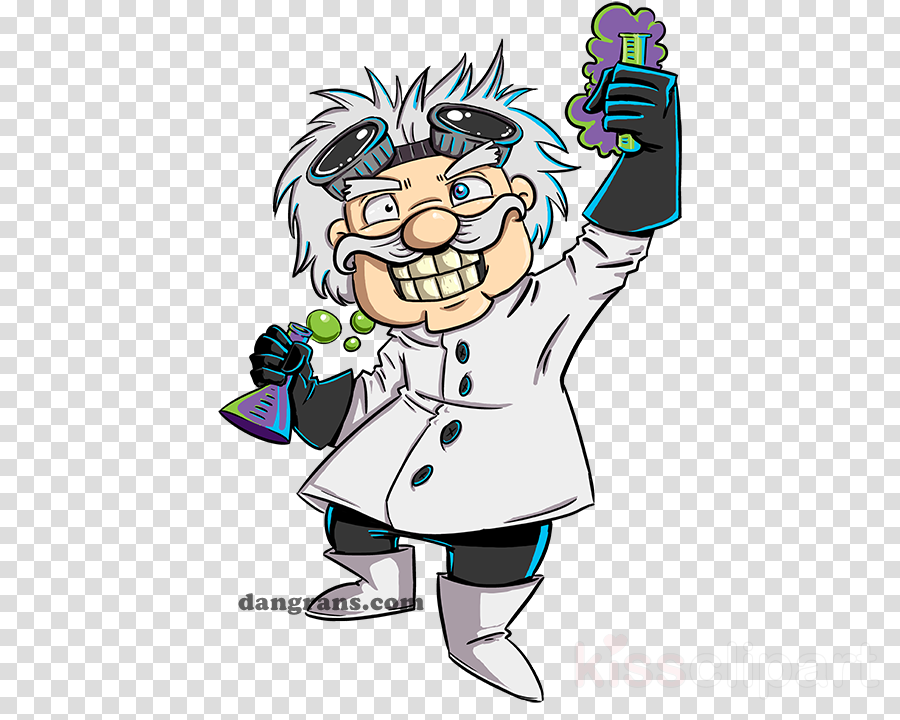 Scientist, Mad Scientist, Science, transparent png image & clipart.