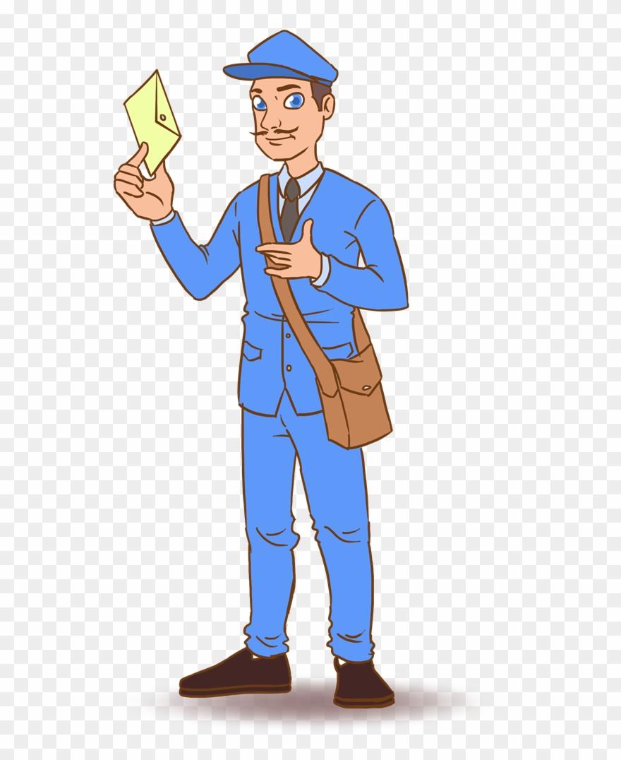 Free To Use & Public Domain Mailman Clip Art Mailman.