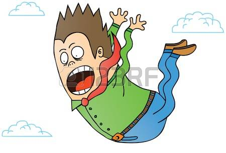 4,095 Falling Man Stock Illustrations, Cliparts And Royalty Free.