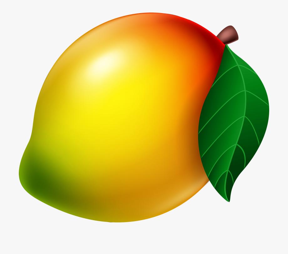 Mango Png Clip Art #350585.