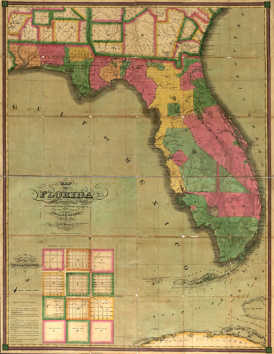 Free Clipart Map Of Florida.