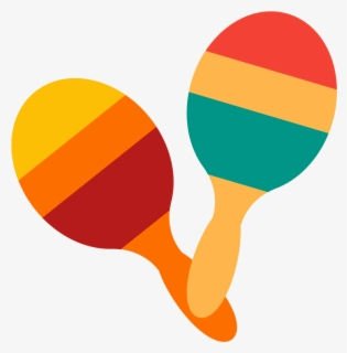 Free Maracas Clip Art with No Background.