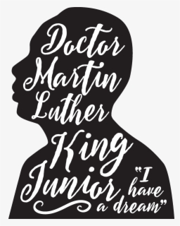 Free Martin Luther King Jr Clip Art with No Background.