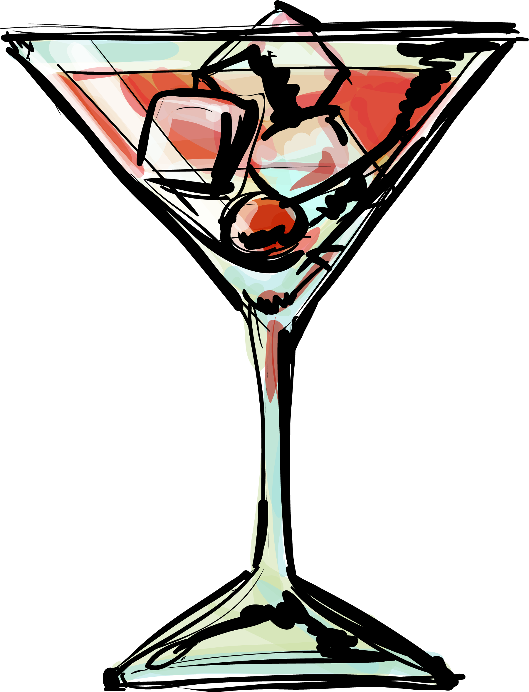 Martini Clipart Cocktail Reception Cocktail Fonts Free.