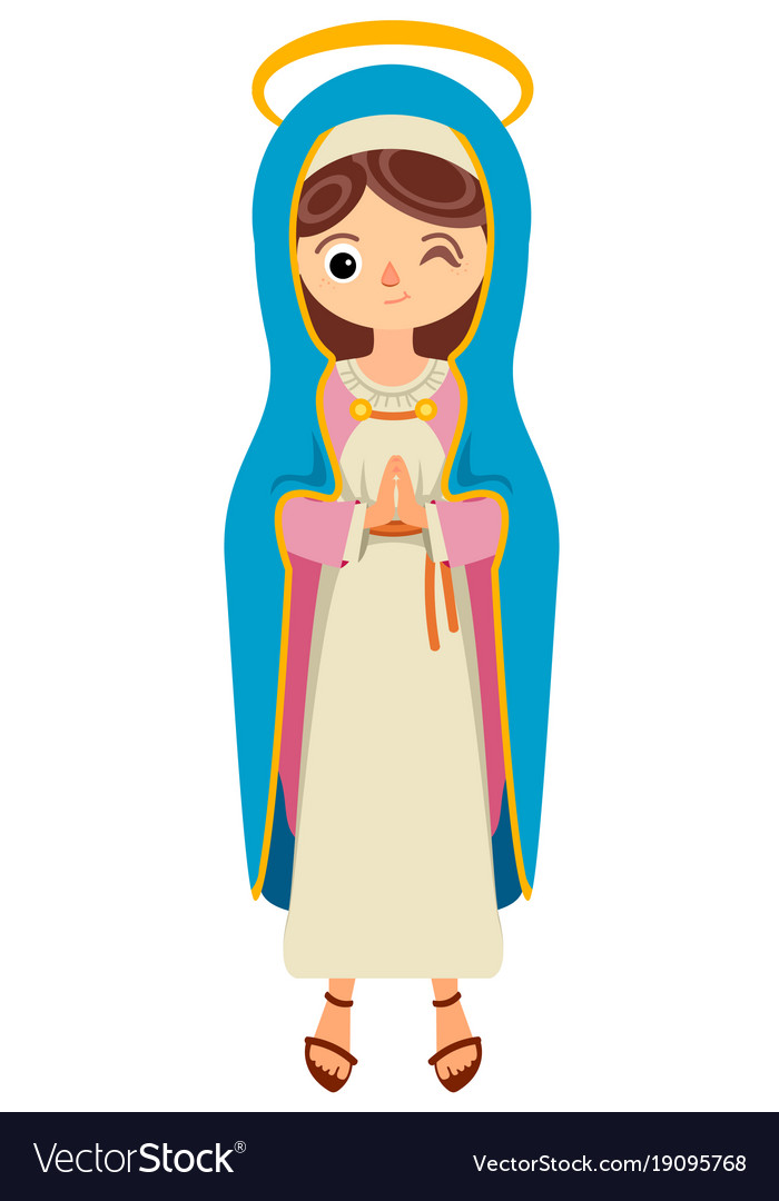 Virgin mary saint mary the mother of god.
