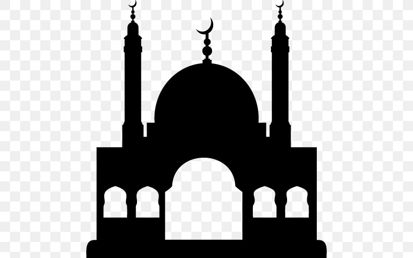 Al Masjid An Nabawi Mosque Vector Graphics Clip Art, PNG.