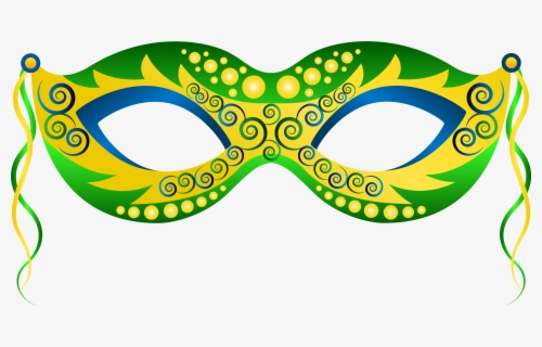 Free Mardi Gra Mask Clip Art with No Background , Page 2.