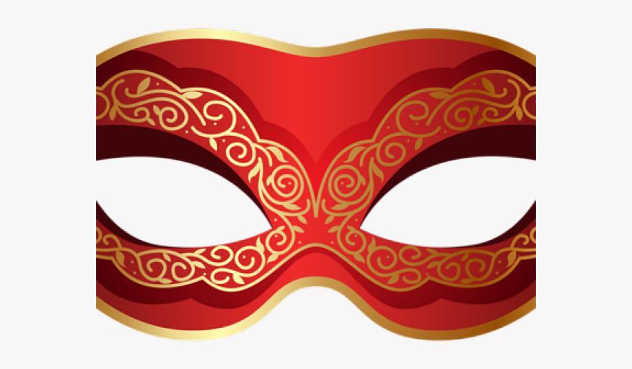 Carnival Mask Clipart Elegant Mask.
