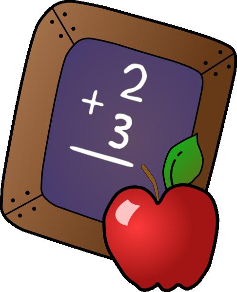 Sad Math Cliparts.