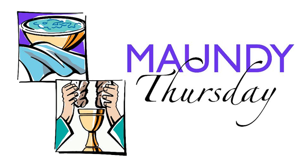 59 Maundy Thursday free clipart.