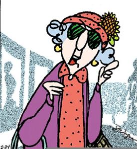 Hallmark Maxine Clipart.