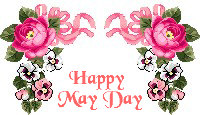 19 Free May Day Clipart Graphics and Backgrounds.