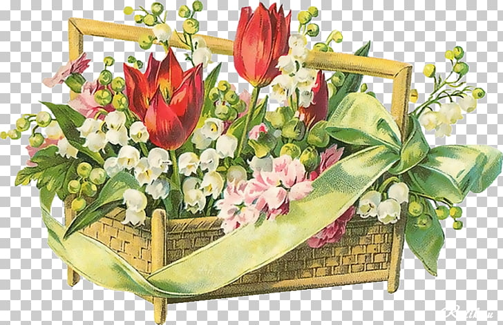 Party May 1 Labour Day Flower, antique flowers PNG clipart.