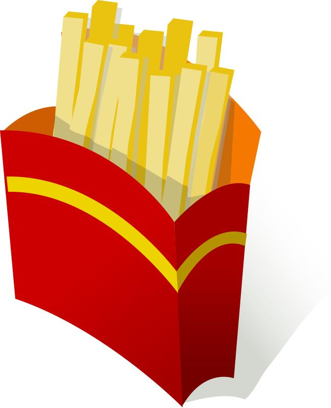 Mcdonalds Food Clipart.