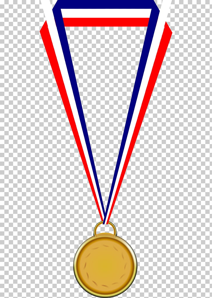 Gold medal Award , assorted PNG clipart.