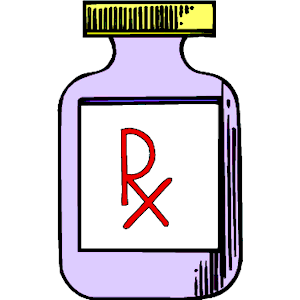Medicine Bottle clipart, cliparts of Medicine Bottle free.