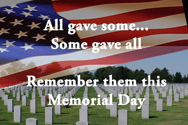 Free Clipart Memorial Day All Gave Some Some Gave All.