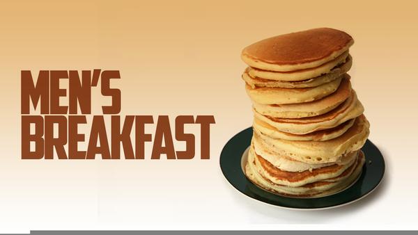 Pancake clipart men\'s breakfast, Pancake men\'s breakfast.