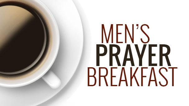 Men\'s Prayer Breakfast Clipart.