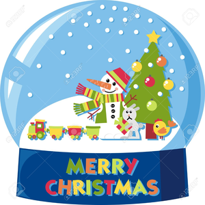 Free Clipart Merry Christmas Banner.