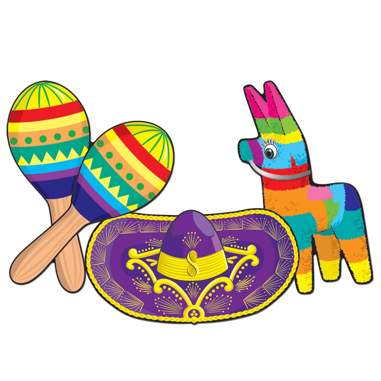Mexican Fiesta Clip Art Free N29 free image.