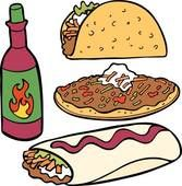 New Mexican Food Clip Art Free.