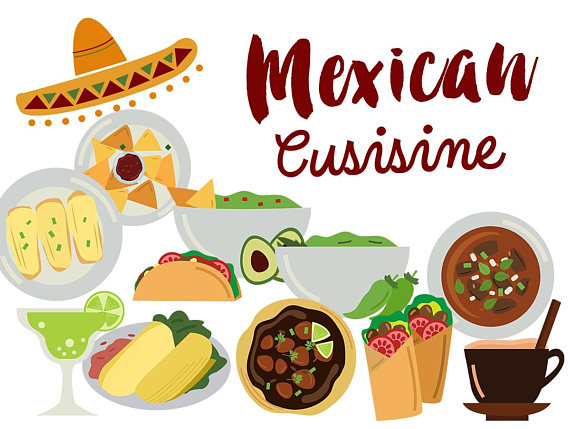 4019 Mexican free clipart.