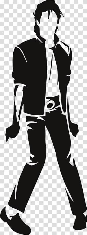 Michael Jackson logo, Moonwalk T.