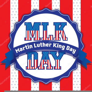 Free Clipart Of Martin Luther King Day.