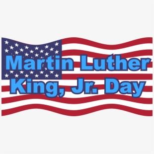 Martin Luther King Jr Day Cartoon Transparent Background.