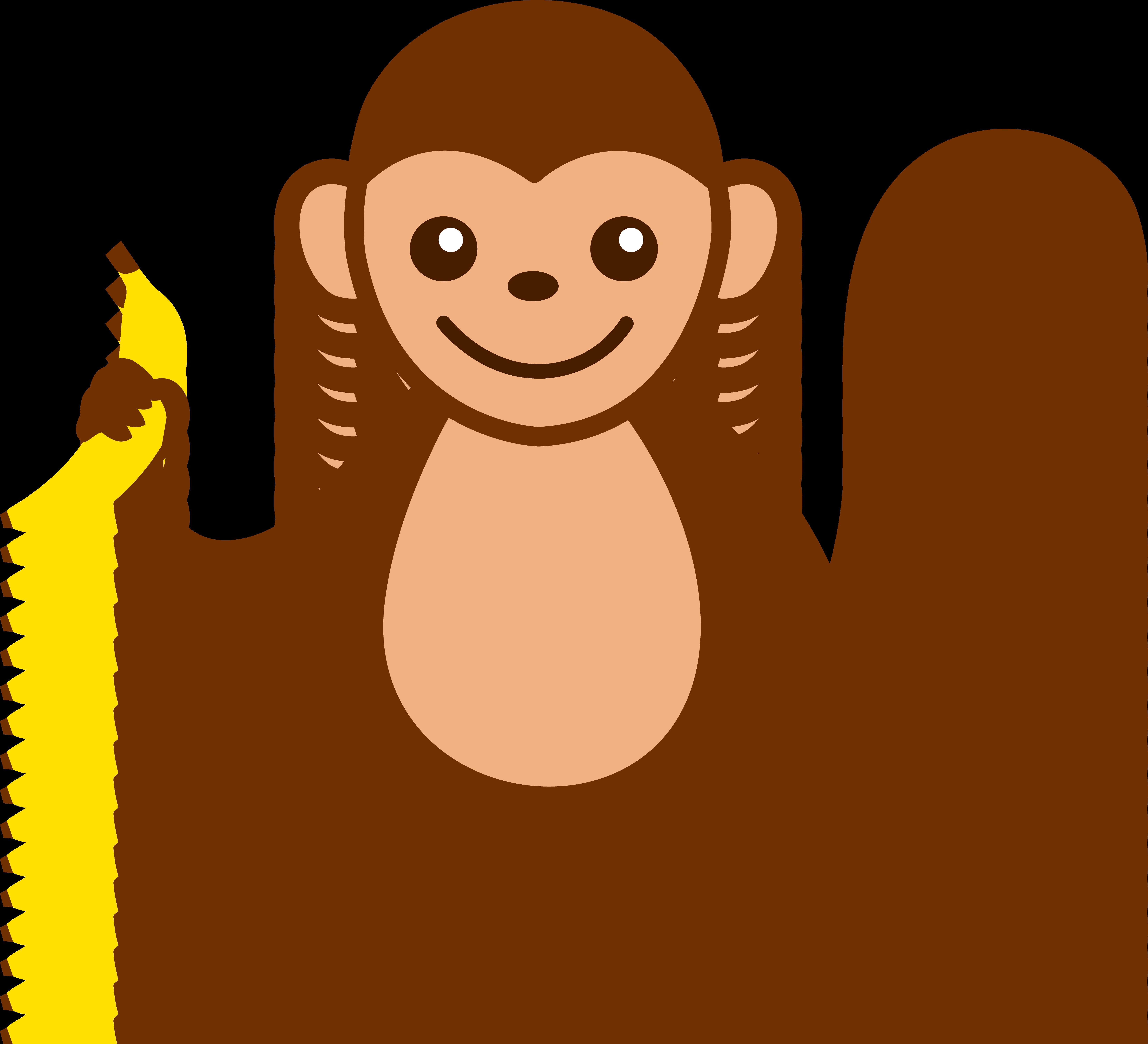 cartoon monkey clip art.