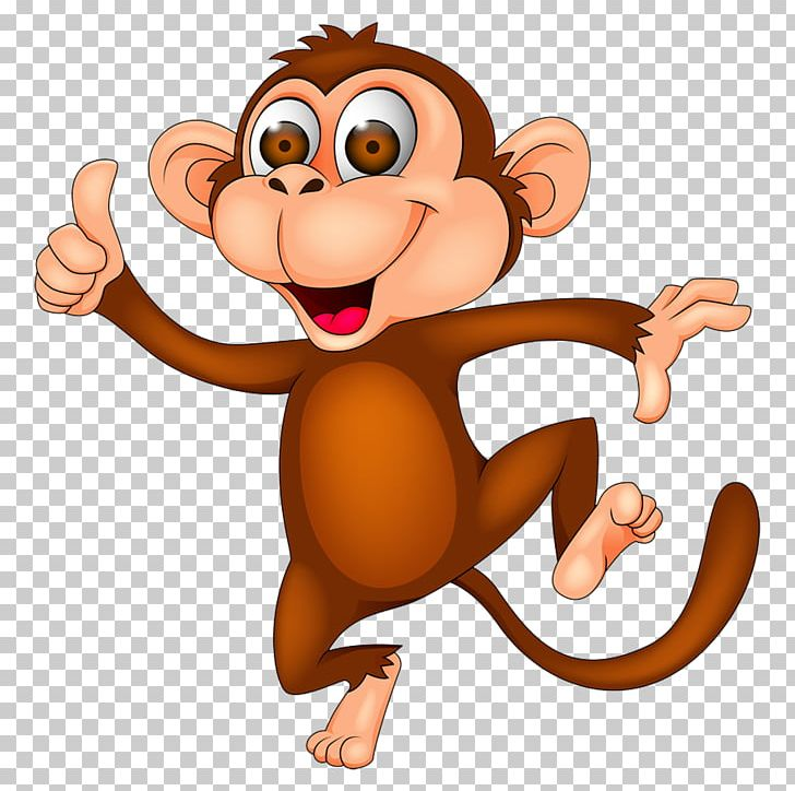 Monkey Cartoon PNG, Clipart, Animal, Animals, Balloon.
