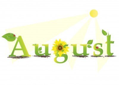 Free clipart month august 1 » Clipart Portal.