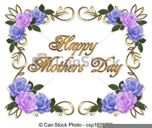 Clipart Mothers Day Flowers.