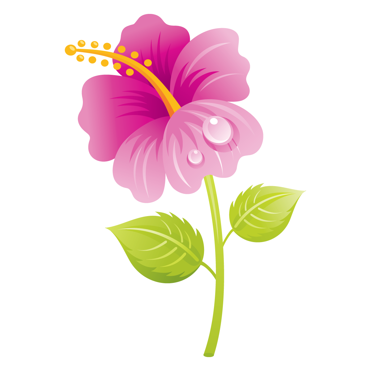 mothers day flowers clipart.