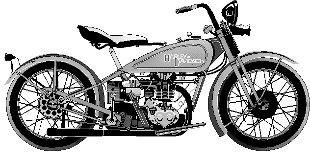 Free Clipart Motorcycle.