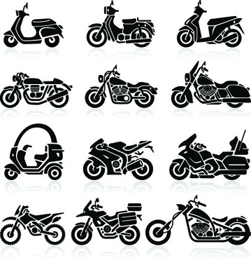 Motorcycle clipart free free vector download (3,245 Free vector.