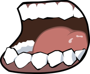 Mouth Speak Clip Art at Clker.com.