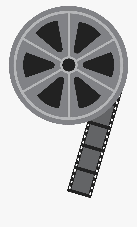 Film Reel Clipart , Transparent Cartoon, Free Cliparts.