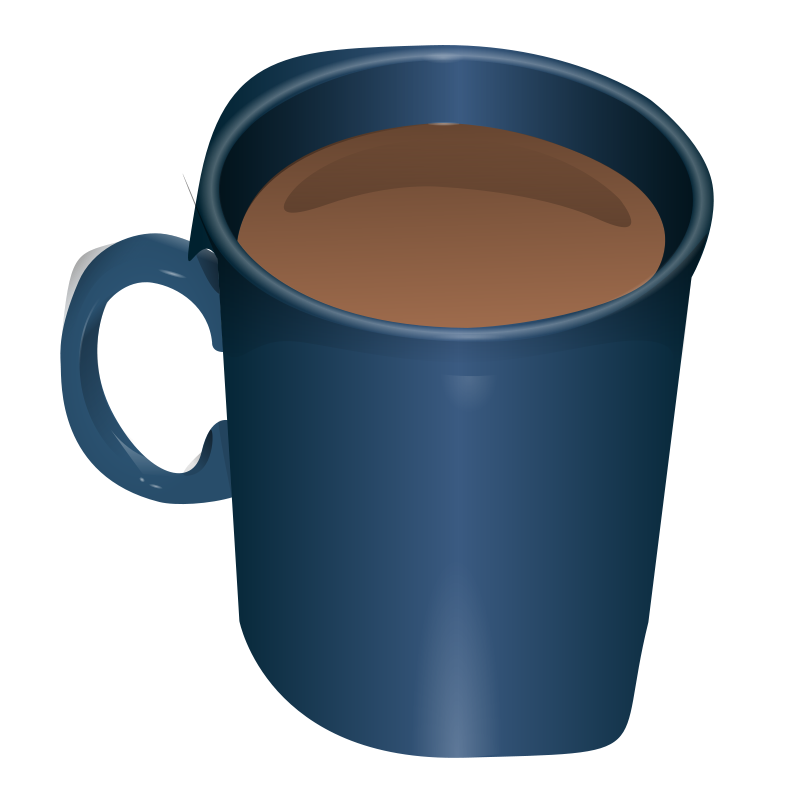 Free Clipart: Coffee Mug.