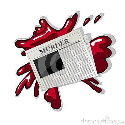 Murder Clip Art Free.