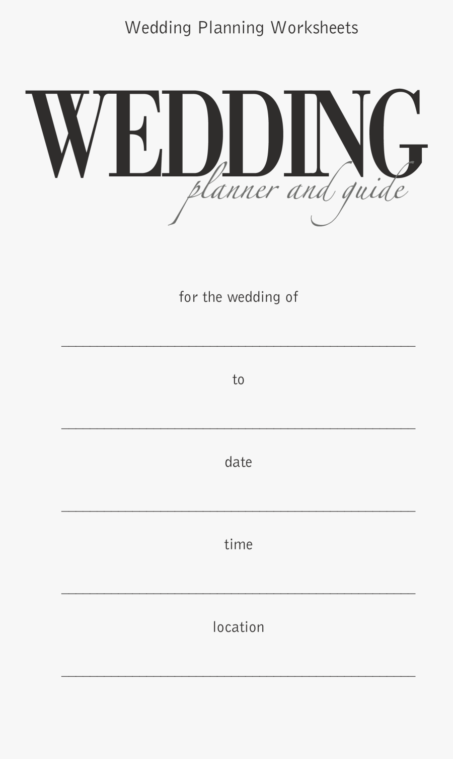Clip Art Free Wedding Planner By Mail.